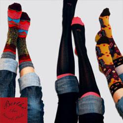 Sock Berthe aux grands pieds
