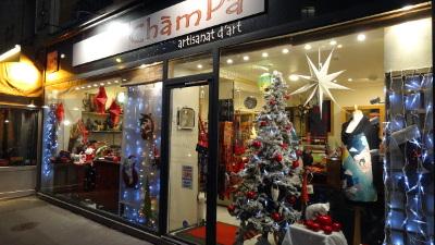 Paris December 2015 - Boutique Champa - Women fashion