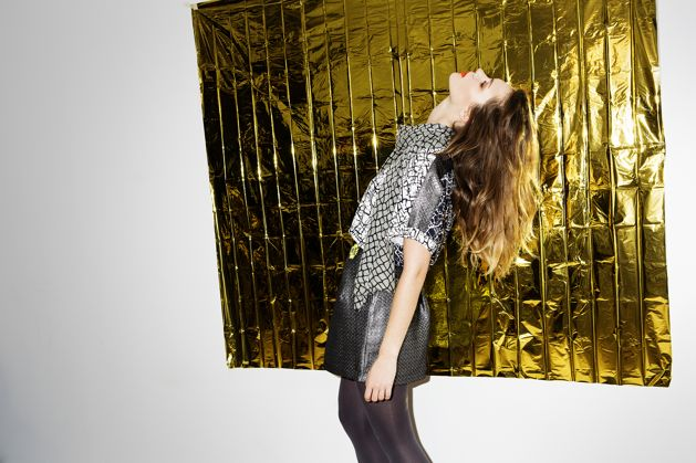 CKS Fashion - mode femme - Hiver 2014 D2-04