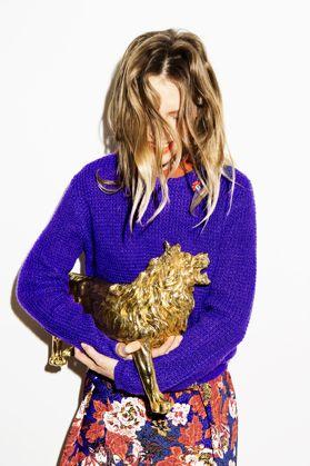 CKS Fashion - mode femme - Hiver 2014 D1-16