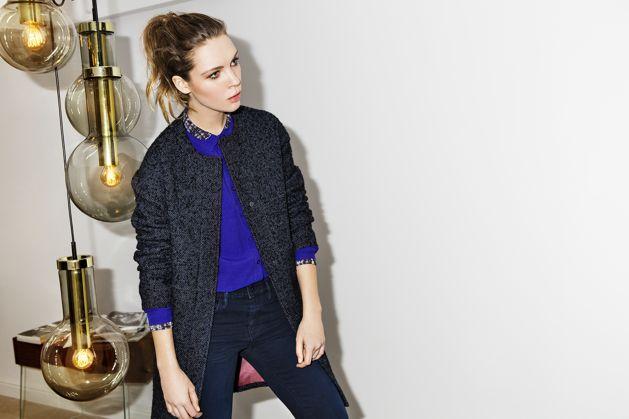 CKS Fashion - mode femme - Hiver 2014 D2-17