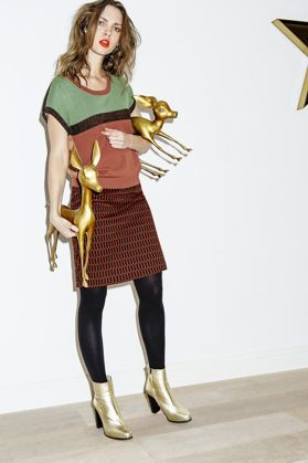 CKS Fashion - mode femme - Hiver 2014 D1-37
