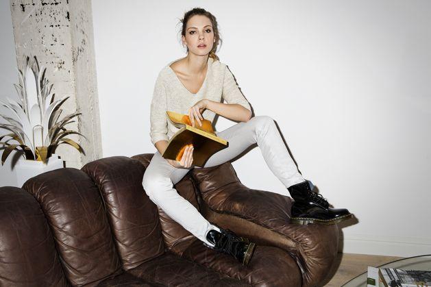 CKS Fashion - mode femme - Hiver 2014 D2-44