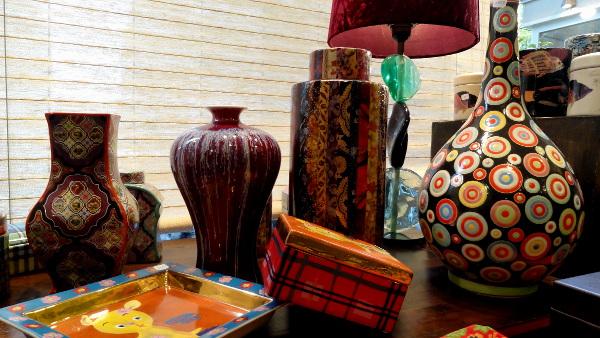 Champa Paris - Décoration - Vases céramiques.