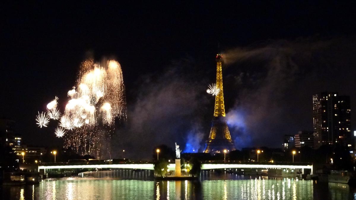 Paris – 14 juillet 2015