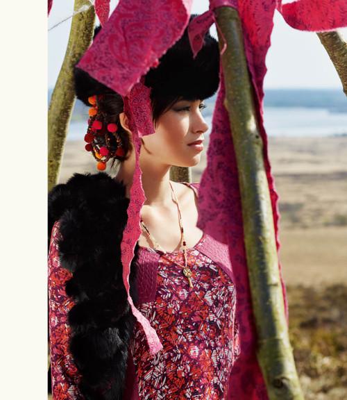 La Fiancée du MéKong – AH2015 – robe ample