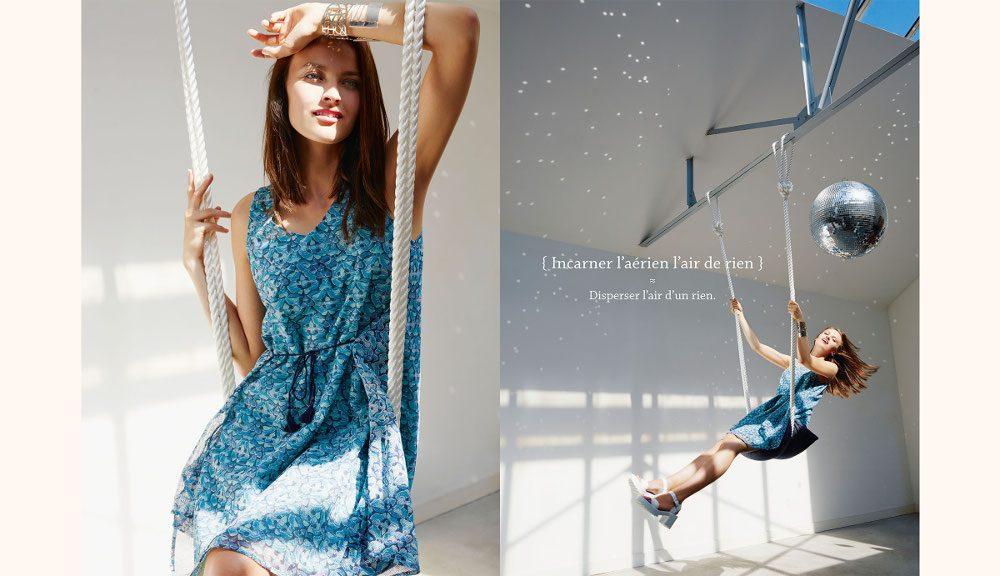 La Fiancée du MéKong – PE2016 – robe Nita