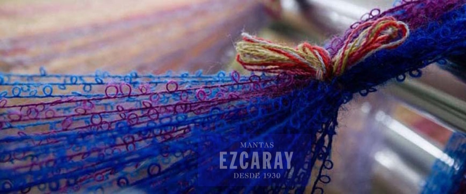 EZCARAY MOHAIR - Foulard Plaid - Hievre 2017