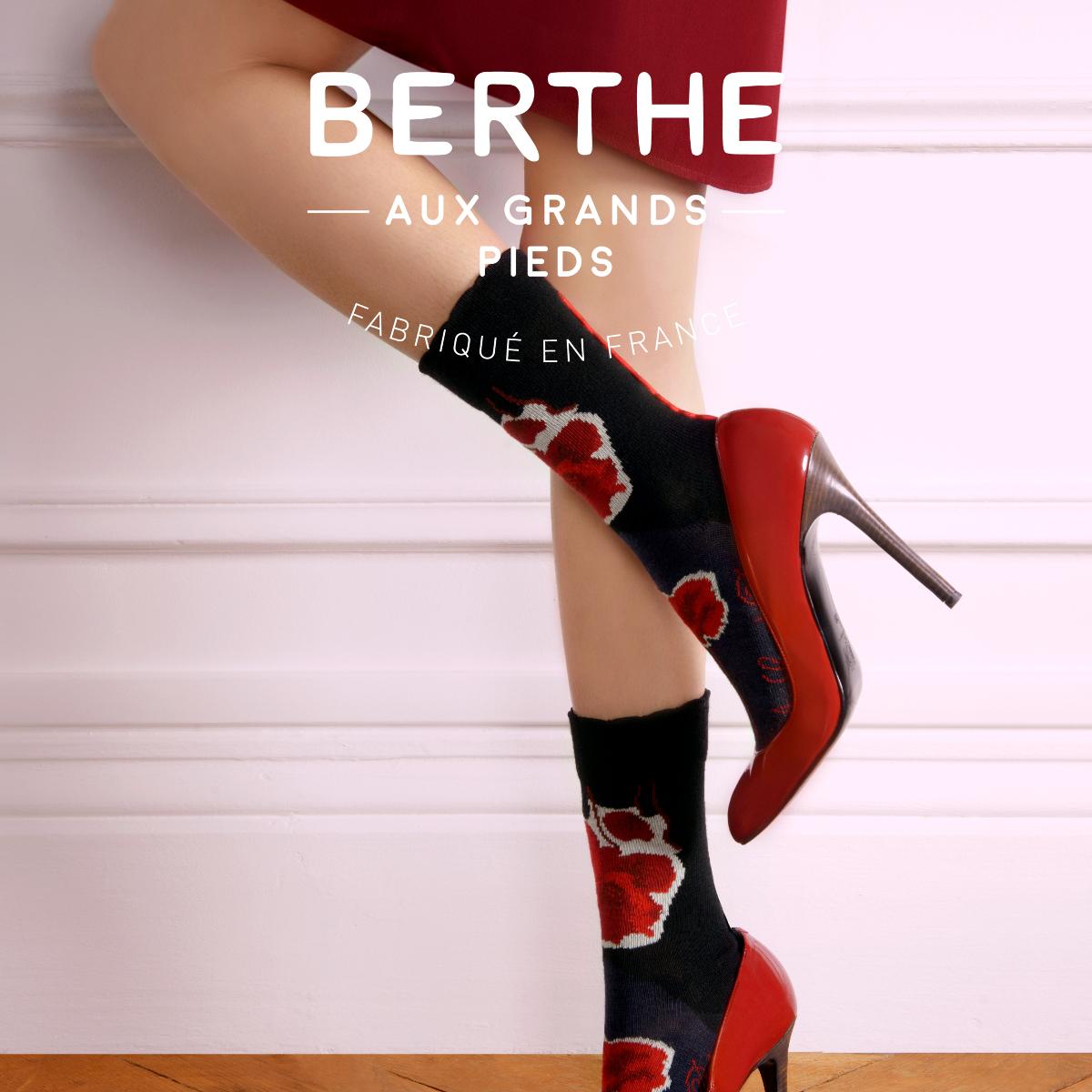 Berthe aux grands pieds - collection Automne-Hiver 2018